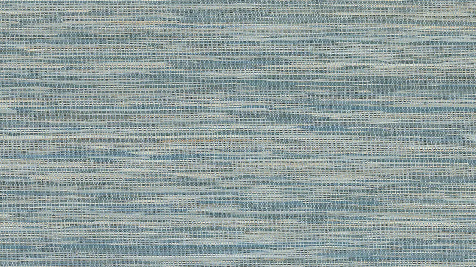 Elegant Blue Grasscloth Wallpaper
