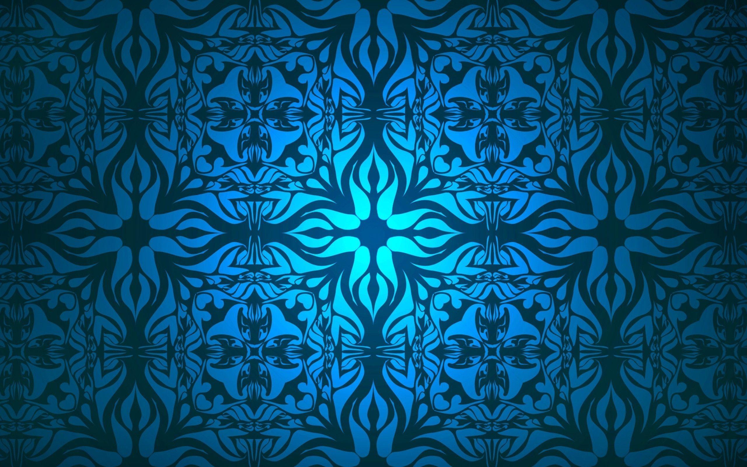 Choosing Blue Pattern Wallpaper – Best Wallpaper Design