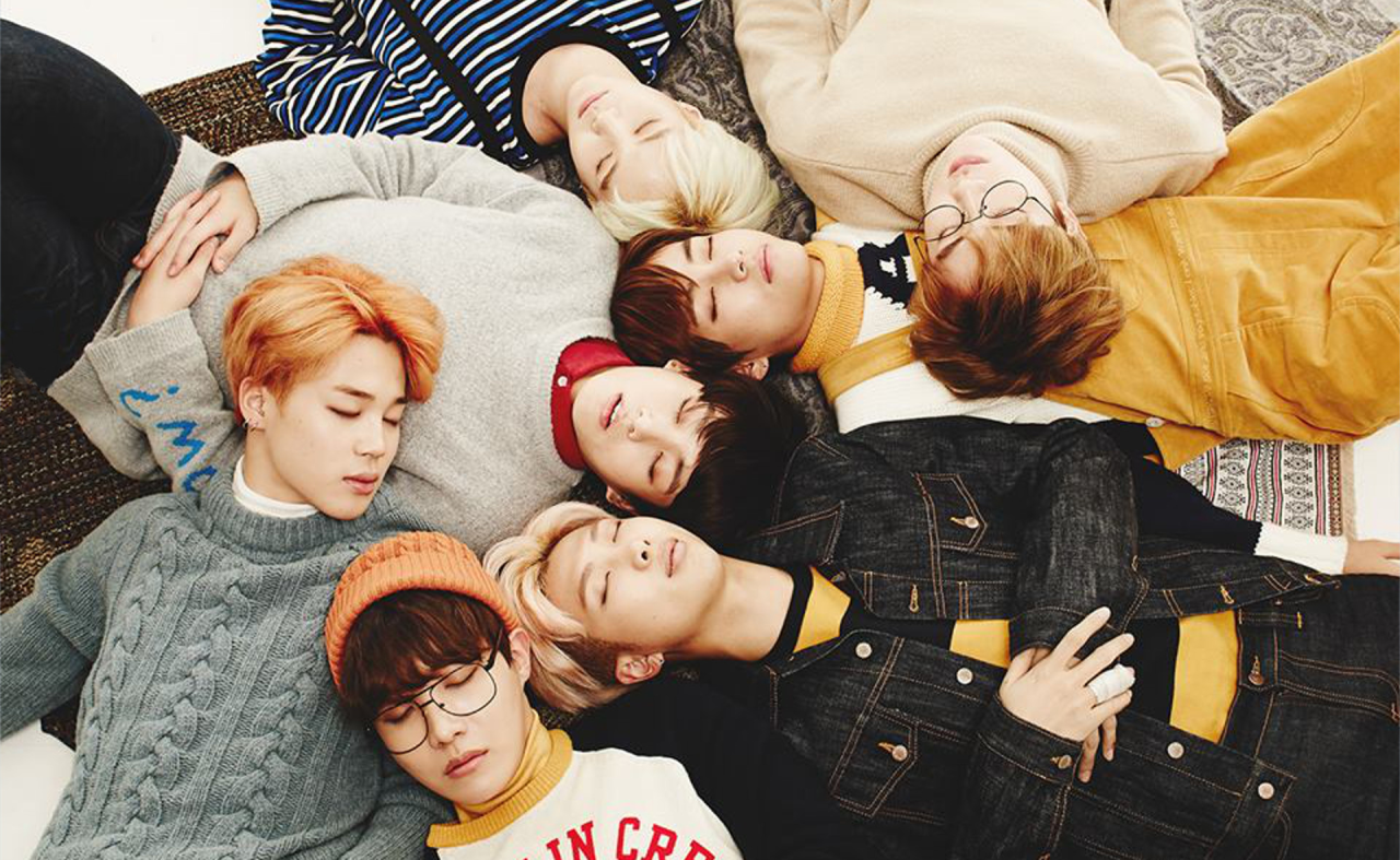 BTS Laptop Wallpaper – The Best background You Can Choose For Your Notebook