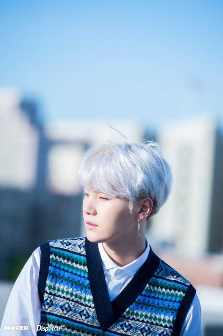 BTS Suga background: Five Shapes For Your Cool Wallpapers