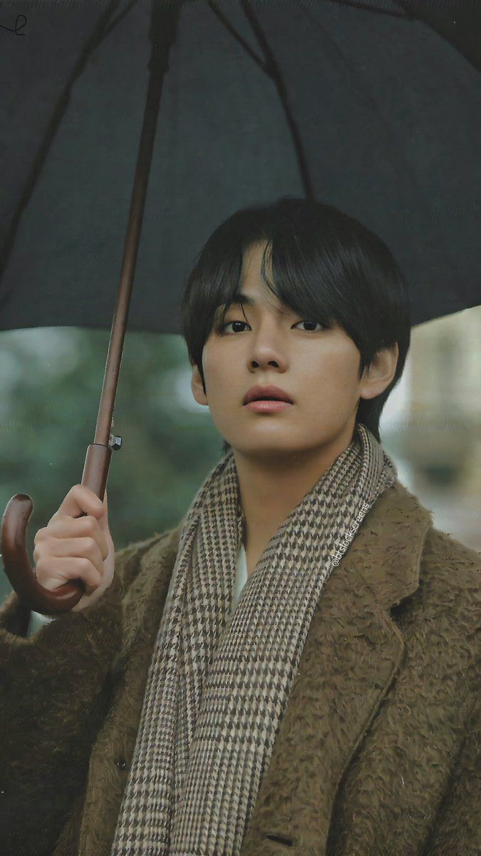 Change Your Wallpaper With Bts V wallpaper