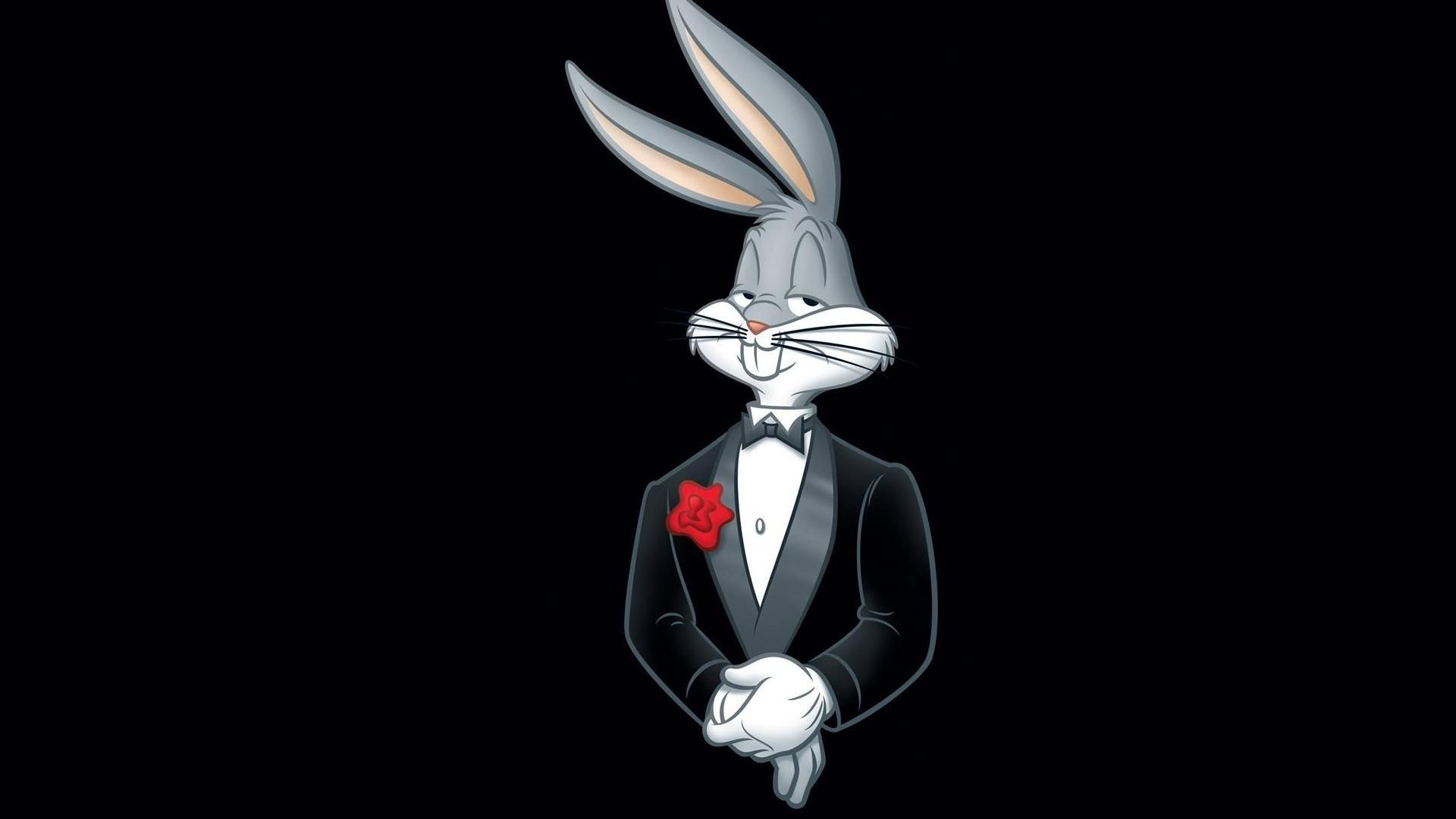 Add Flair To Your Room With Bugs Bunny wallpaper