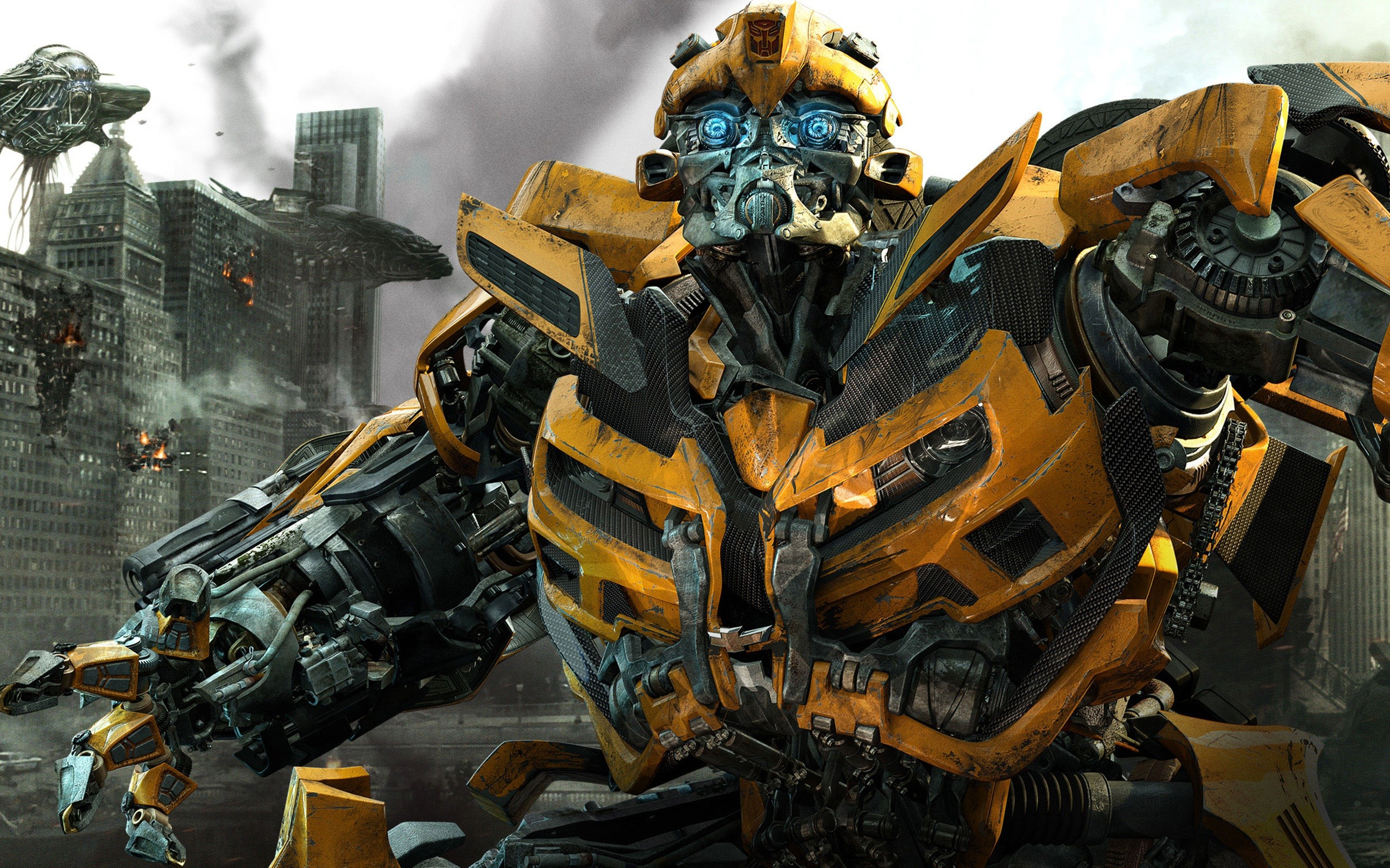 Bumblebee wallpaper Ideas – How To Bring Your Computer Wallpaper To Life
