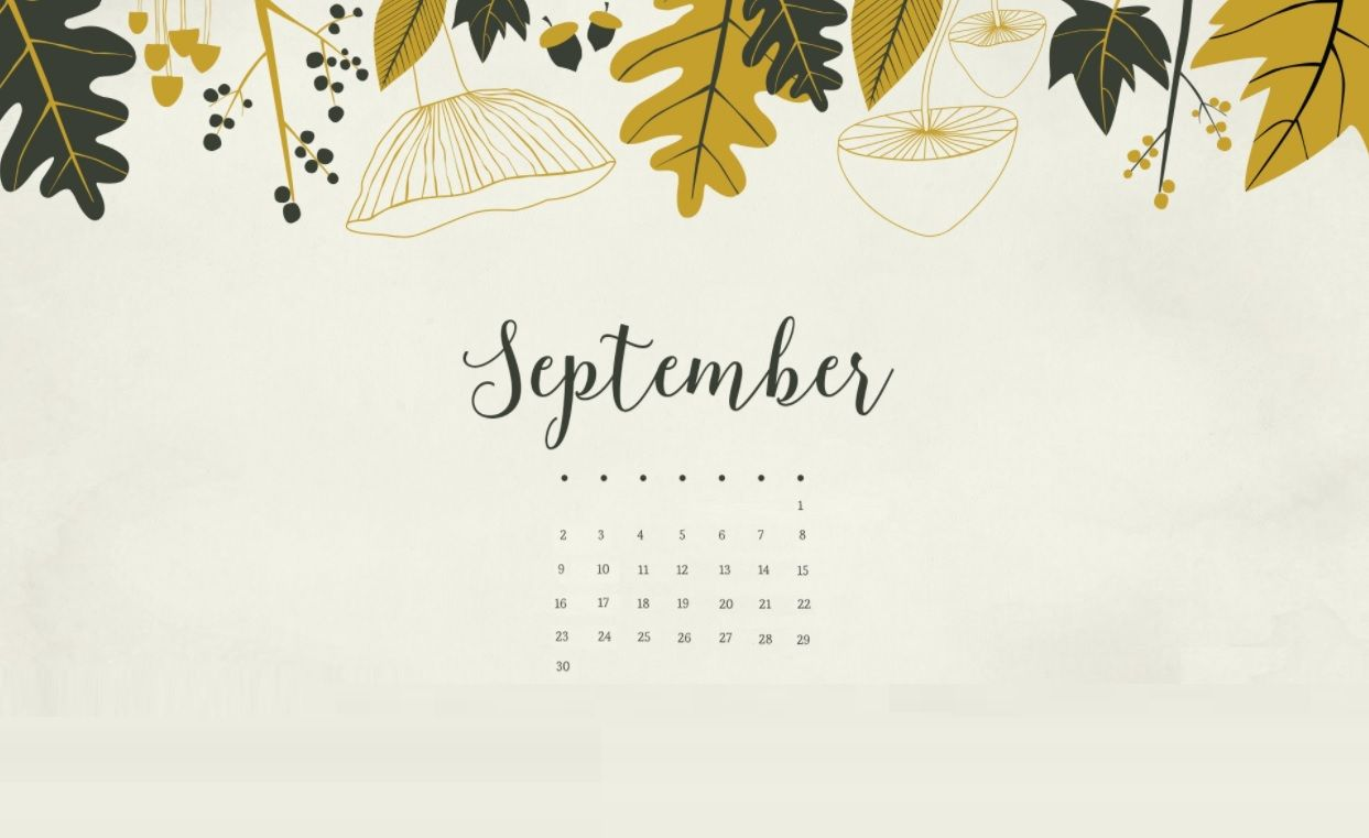 Finding The Right Calendar Wallpaper To make your computer beautiful