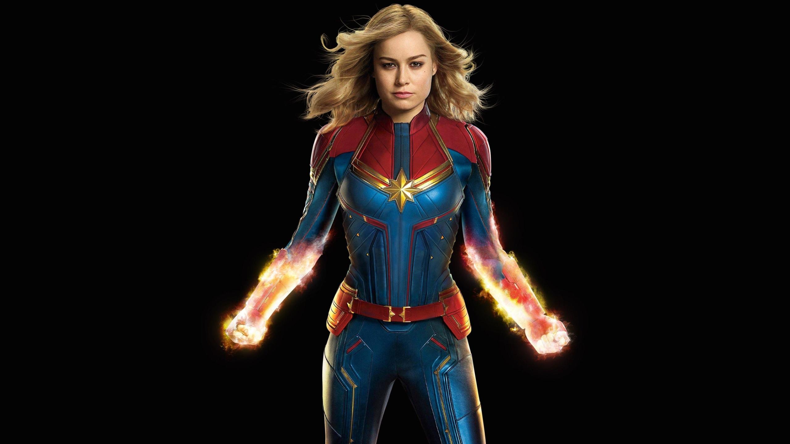 Captain Marvel wallpaper design ideas