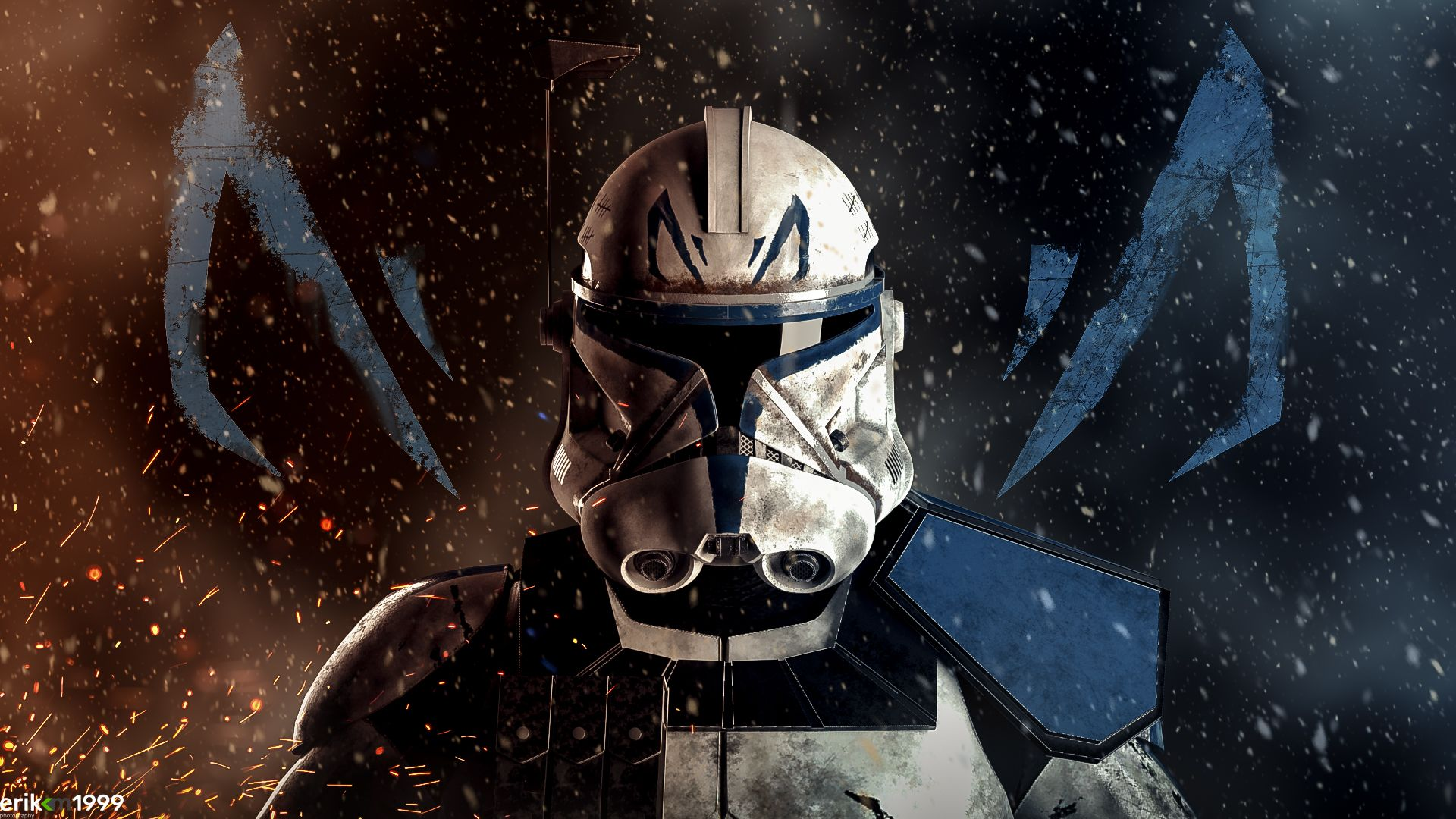 Captains of the Future – Get a Cool Captain Rex Wallpaper Wallpaper For Your Computer