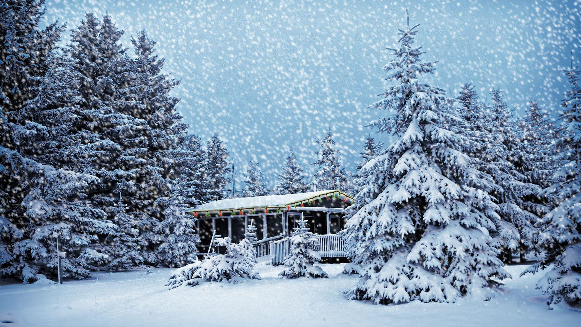 Christmas Snow wallpaper – Innovative Picture design Ideas