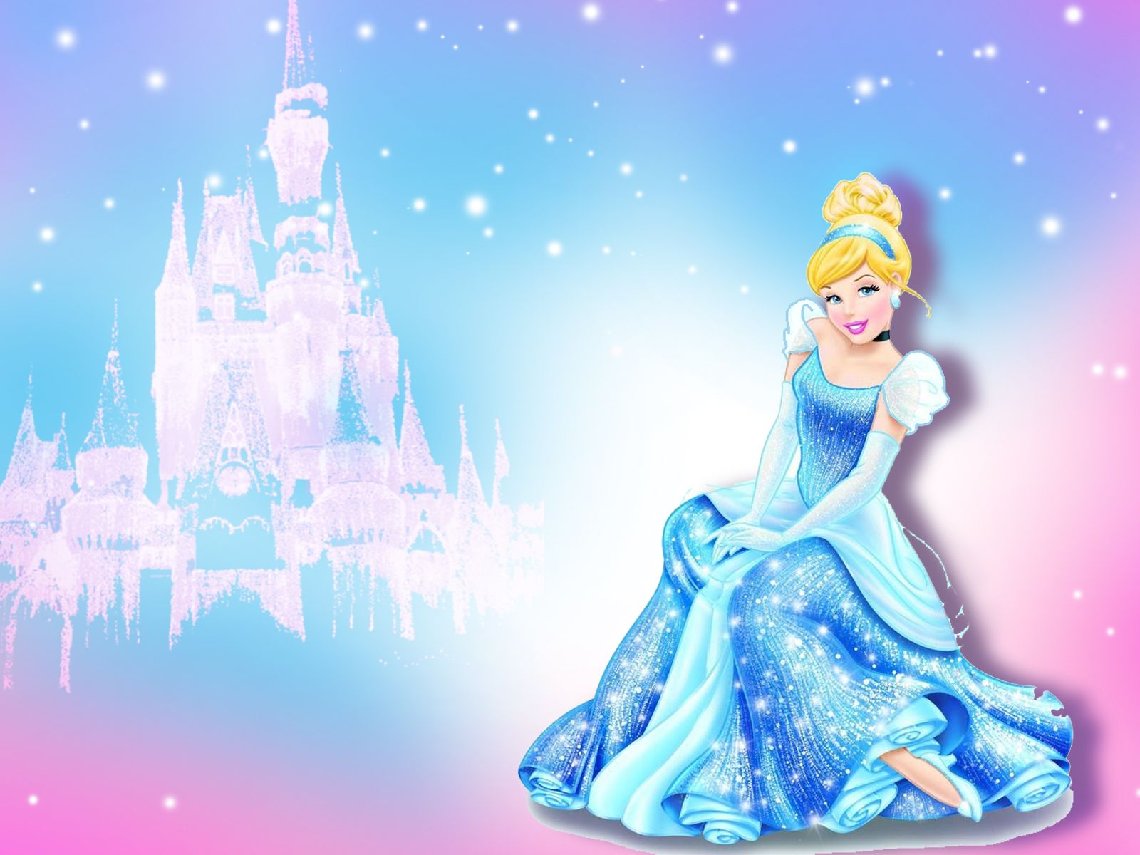 How to Create Your Own Personal Cinderella background ?