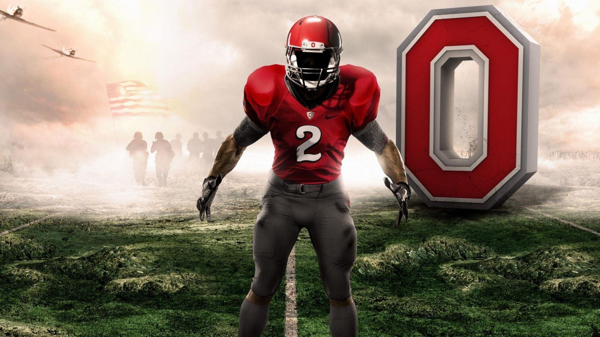 Best College Football Sport Themed Wallpaper