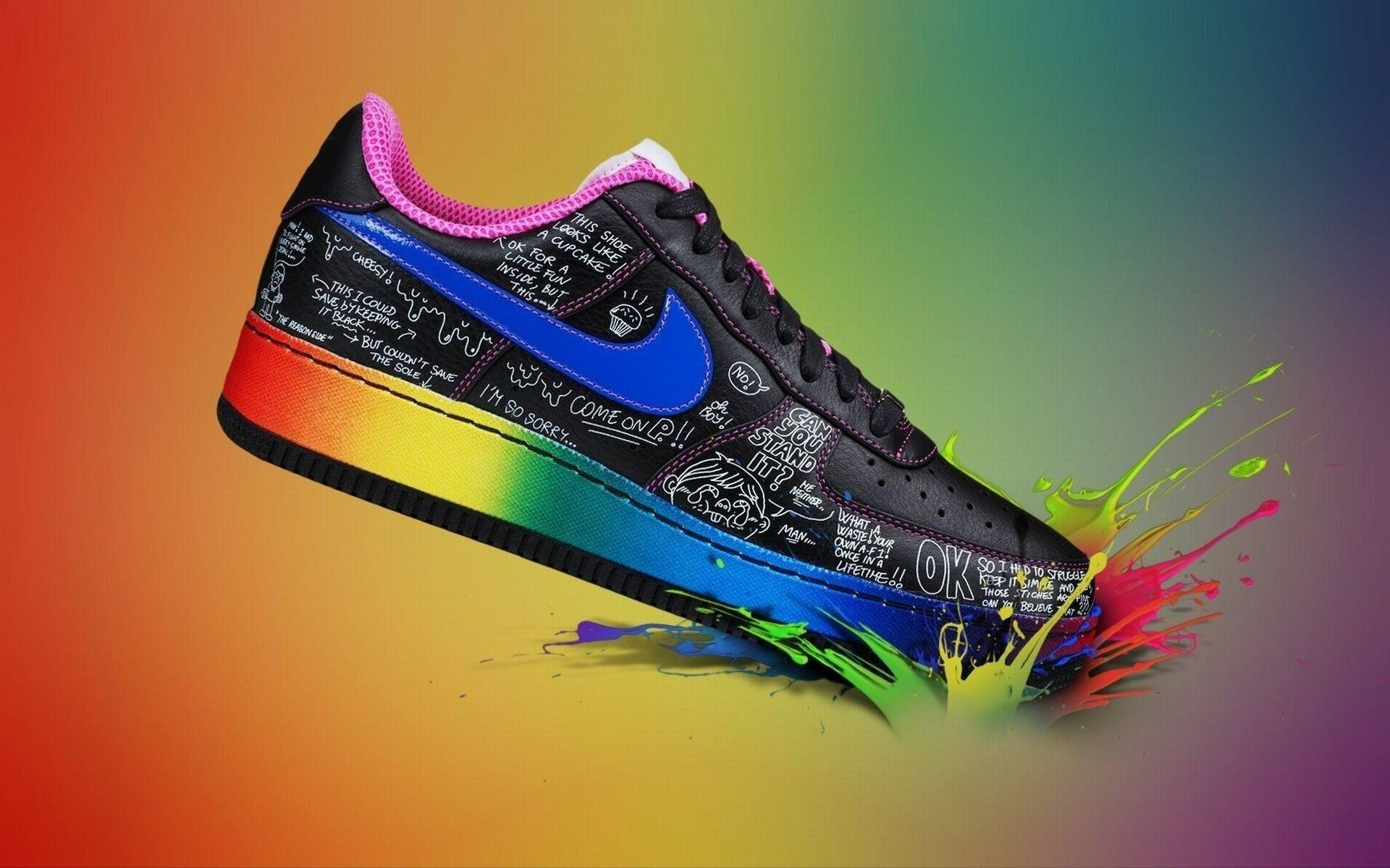 Cool Shoe Wallpaper for computer