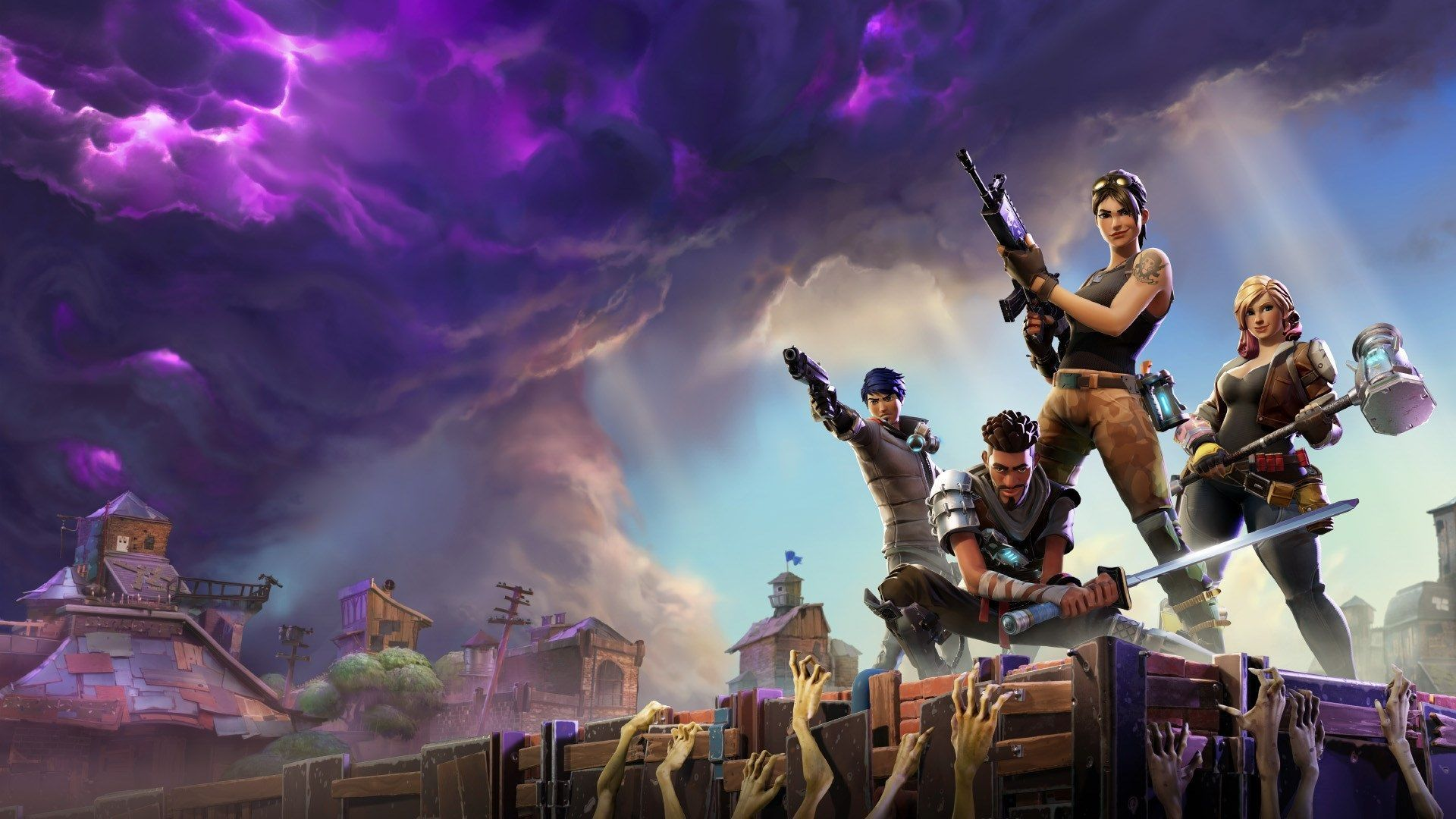 Cool Wallpapers Fortnite For Your Computer