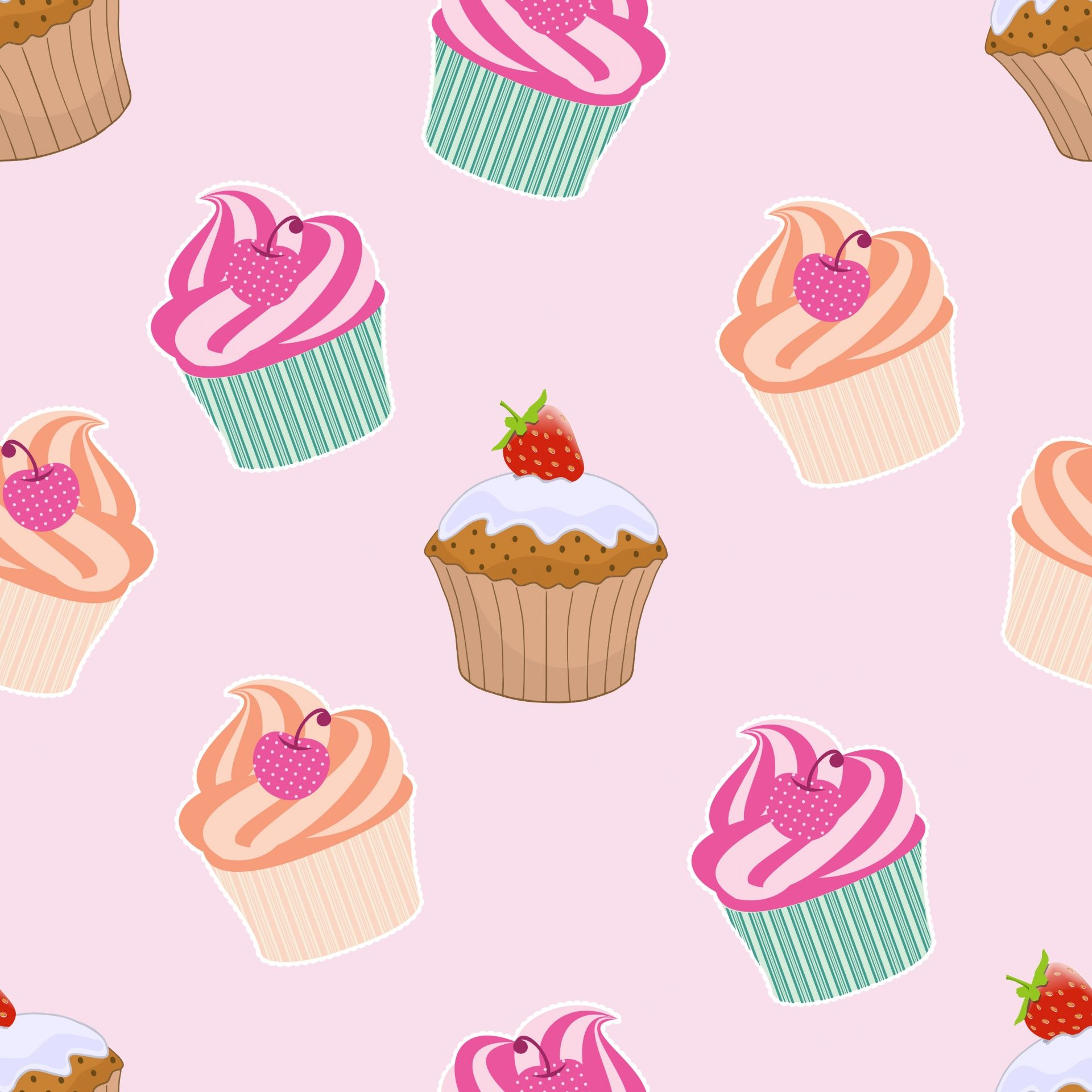 Cupcake Wallpaper – How to Make Good Cupcake Wallpaper?