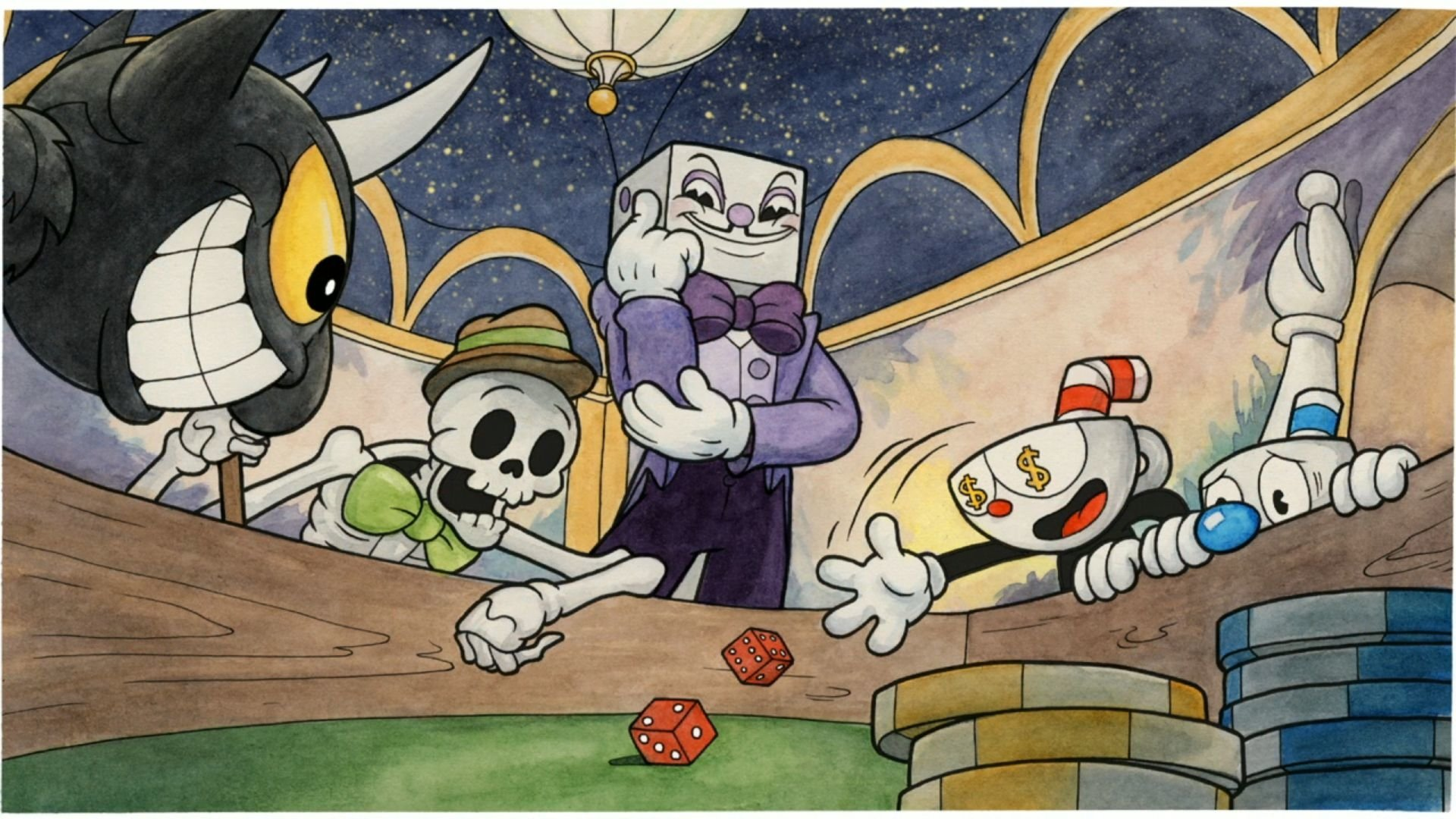 Cuphead Wallpaper Ideas – The Best background Ideas For Your Ceiling
