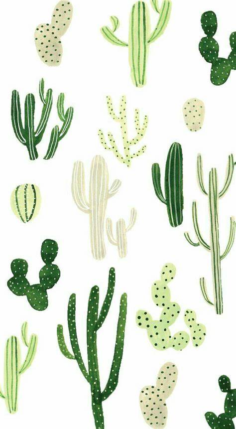 How to Choose the Right Cute Cactus Wallpaper
