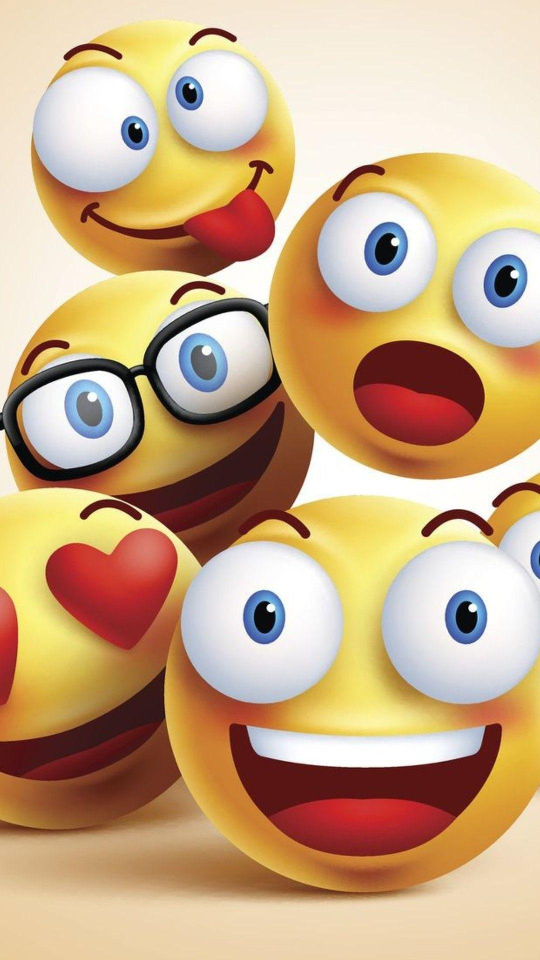 Cute Emojis As Your New Wallpaper picture
