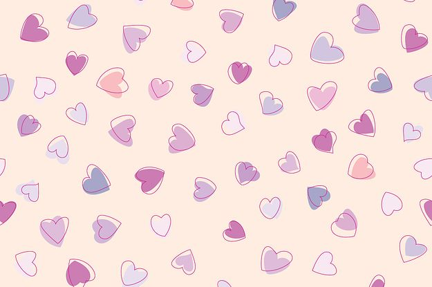 Cute Heart Background for Every Room in Your Home