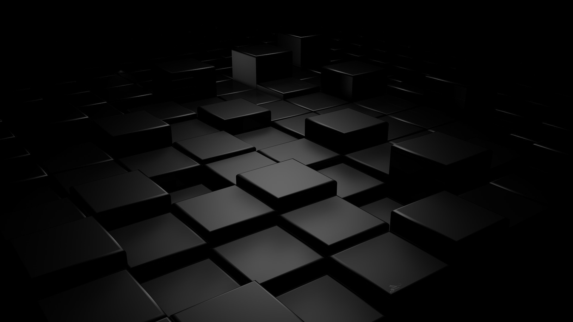 How to Enhance the Looks of Dark Desktop Wallpaper