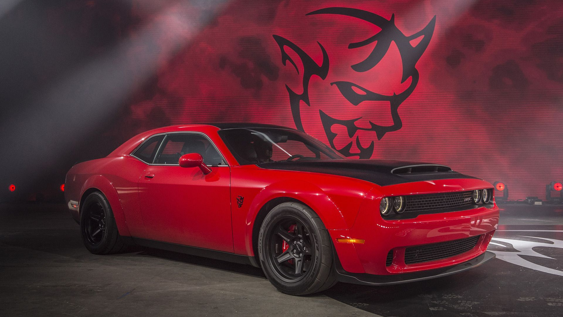 Give Your Car a Cool Look With Dodge Demon wallpaper