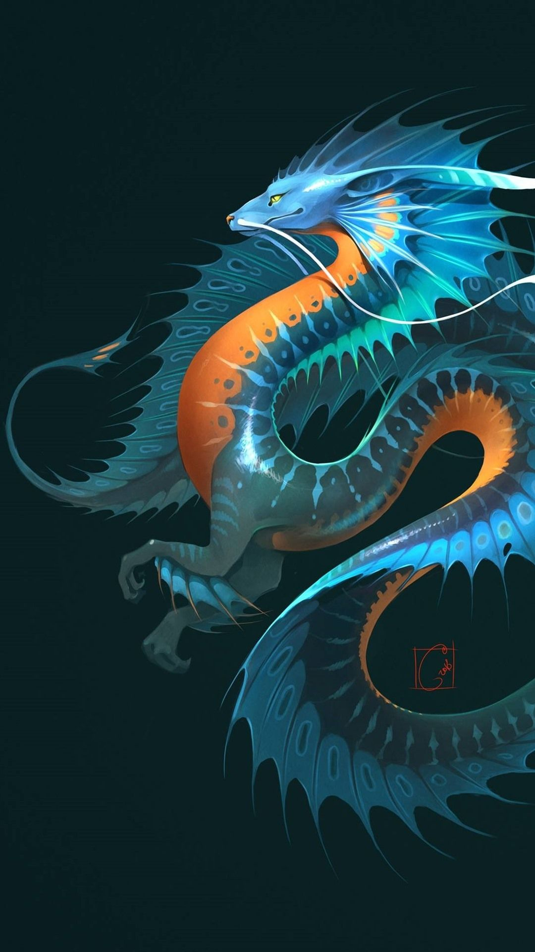 Download Dragon Wallpapers iPhone