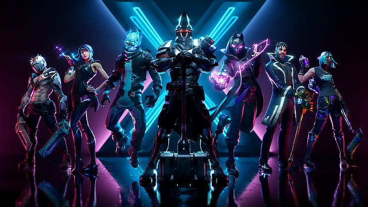 Epic Fortnite Wallpaper – Best background Ideas For Your Epic Gaming Console