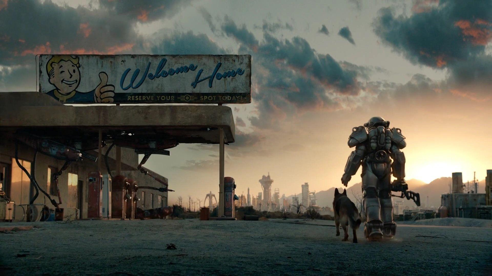 Fallout 4 wallpaper – Give Your Desktop a Cool New Look!