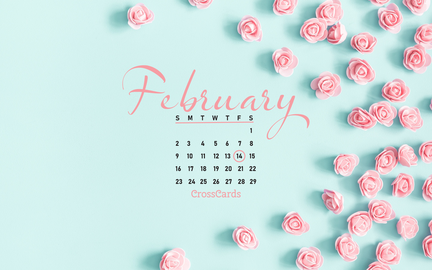 Free Computer wallpaper – February Picture designs