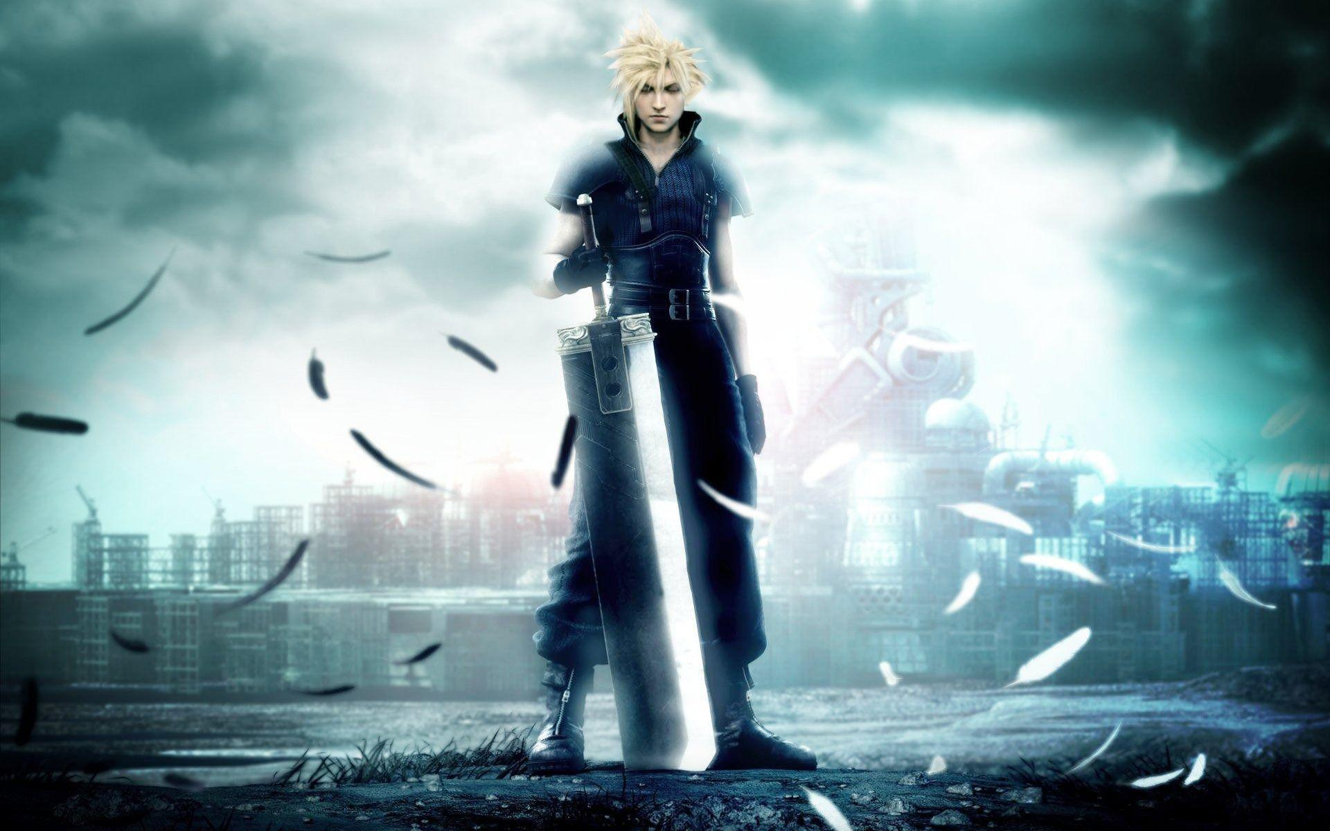 Top Final Fantasy Wallpaper Ideas