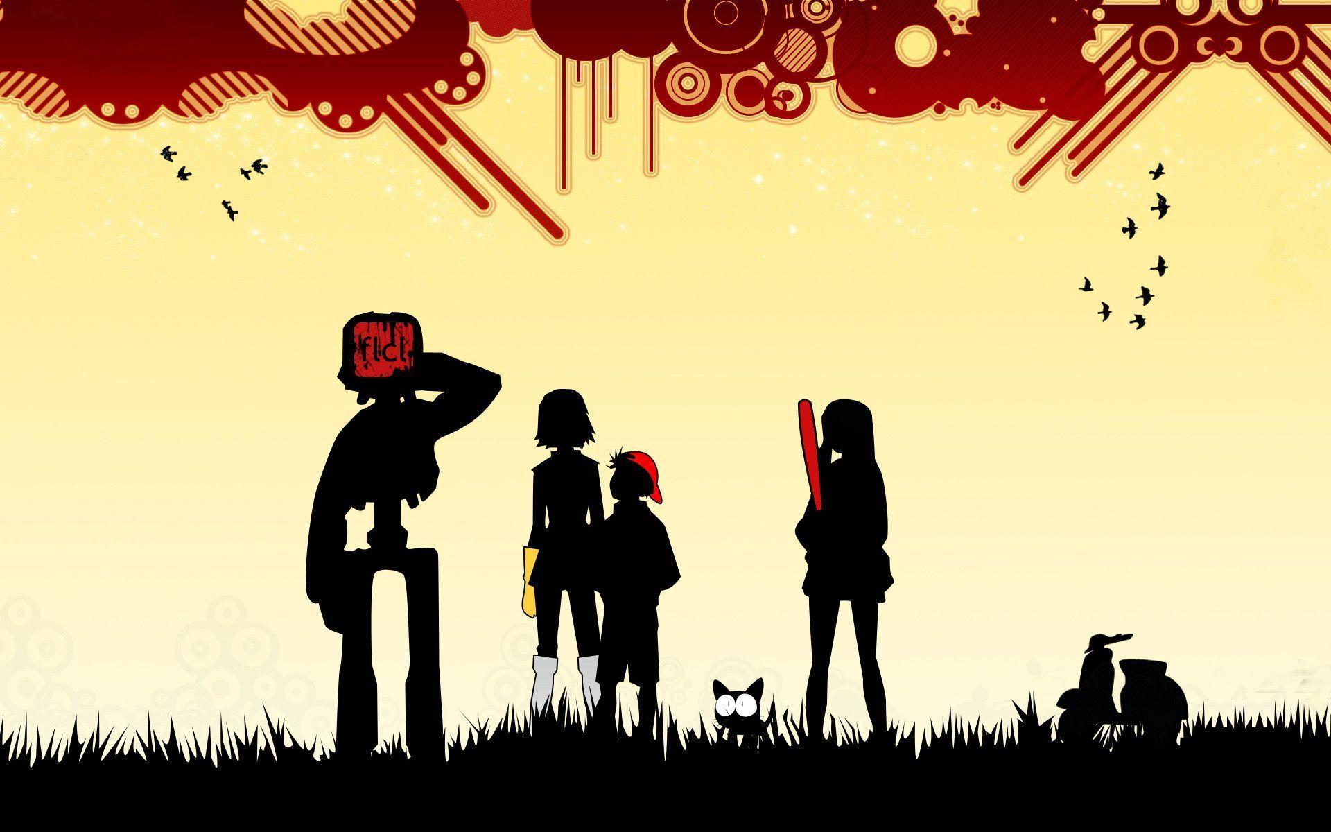 FLCL Waterproof Picture design Ideas for the Home