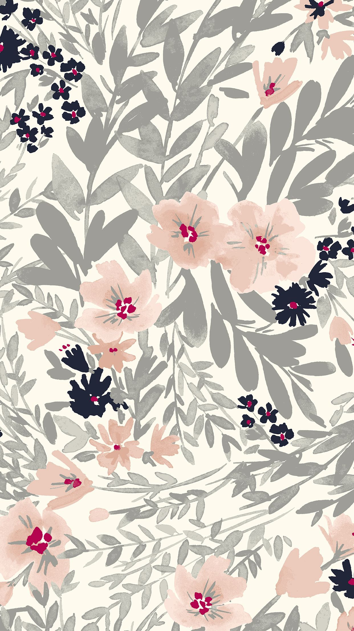 Floral Phone Picture design – Choose The Most Suitable Design For Your Phone