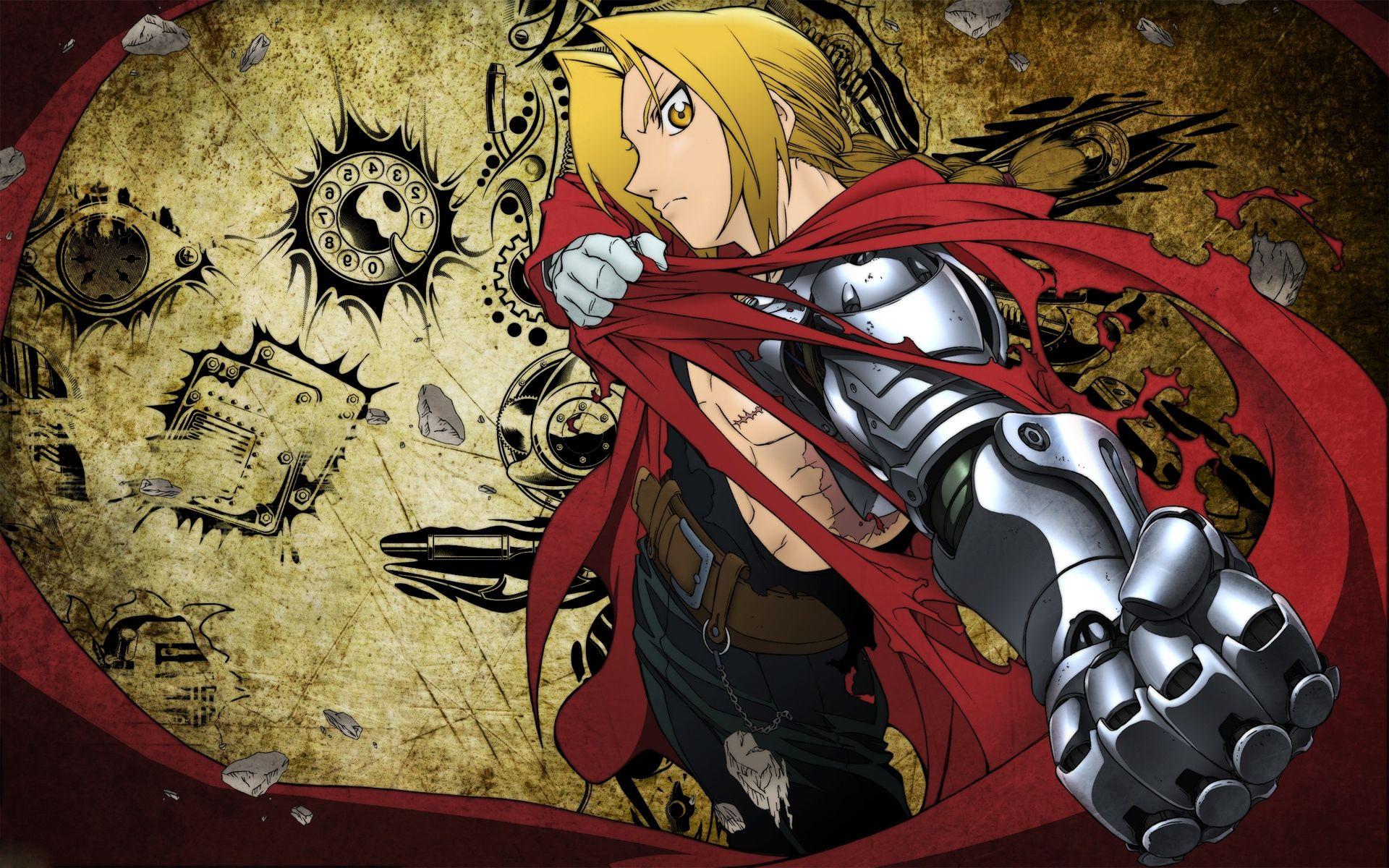 Fullmetal Alchemist wallpaper – Must Have For Metal Alchemist Fans Everywhere!