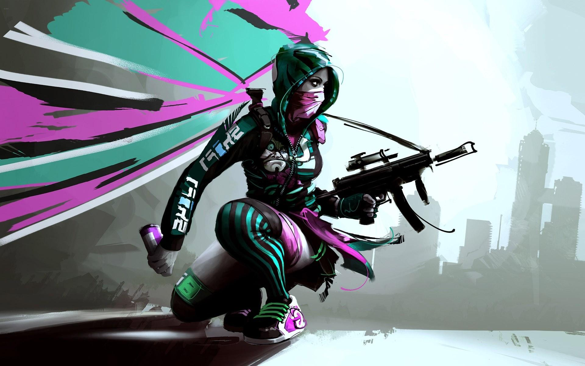 Find the Perfect Gamer Girl wallpaper