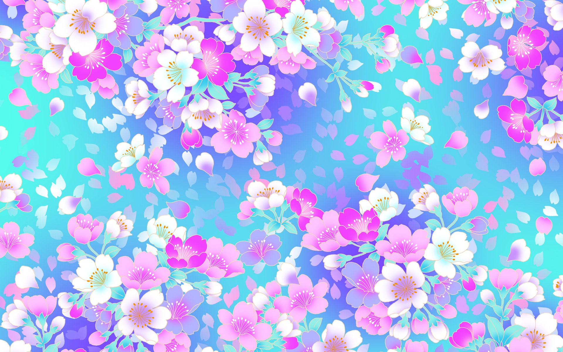 Magical Girly Cool Wallpaper