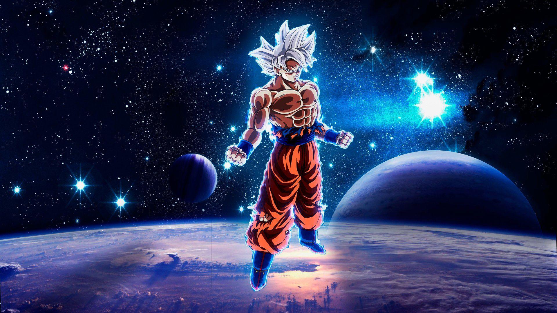 Goku Wallpaper 4K High Definition