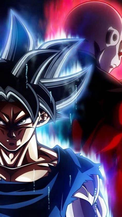 Gorgeous GoKu Wallpaper Background for Your iPhone