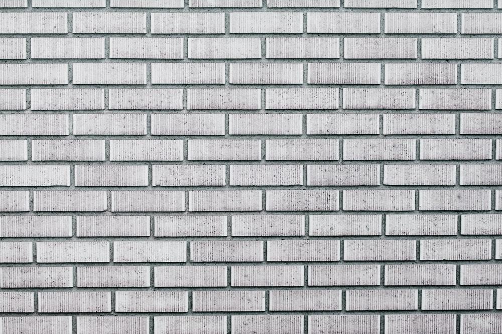 Gray Brick Wallpaper – 3D HD wallpaper Design For Smaller Rooms