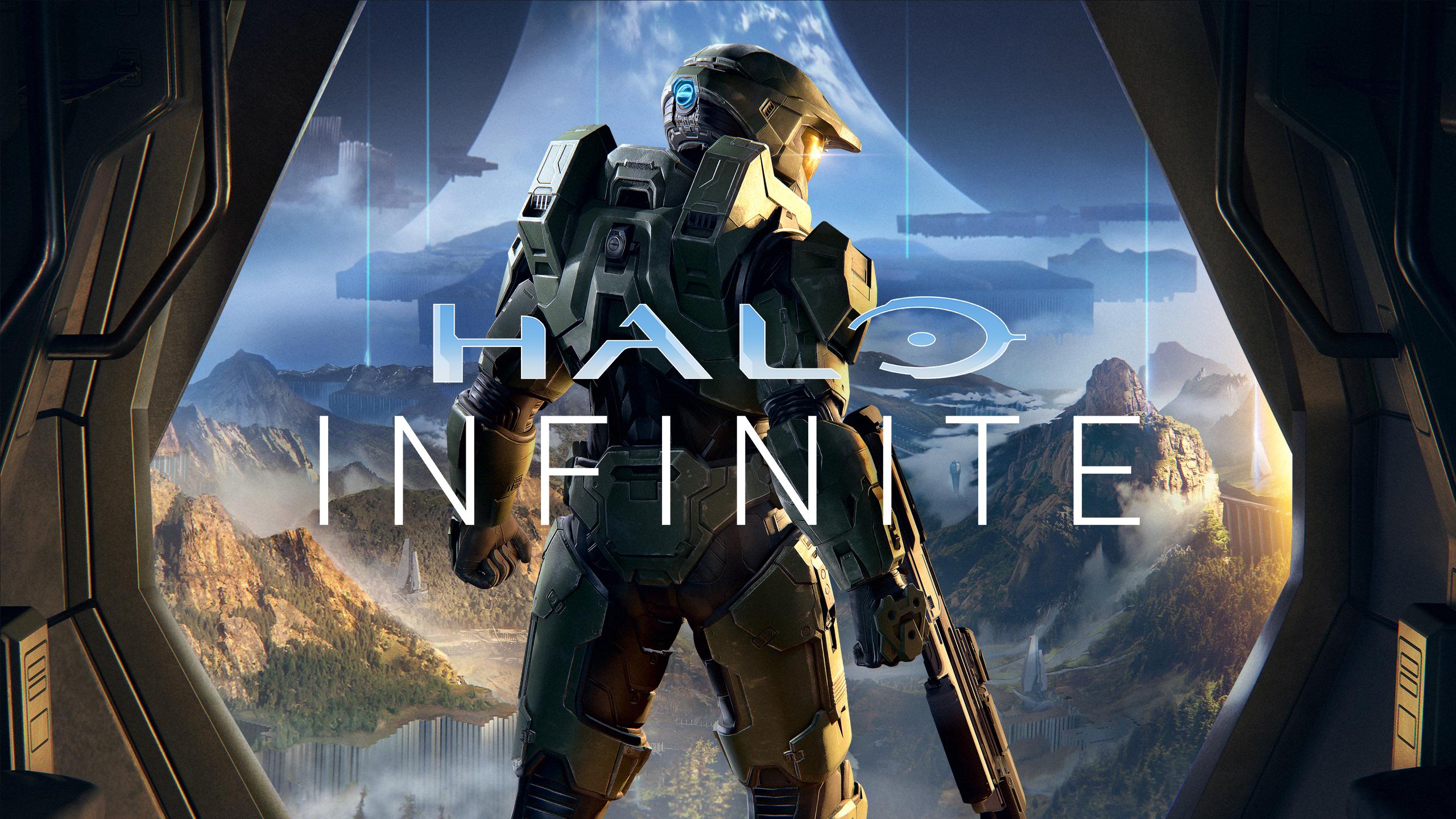 Newest Halo Infinite Wallpaper