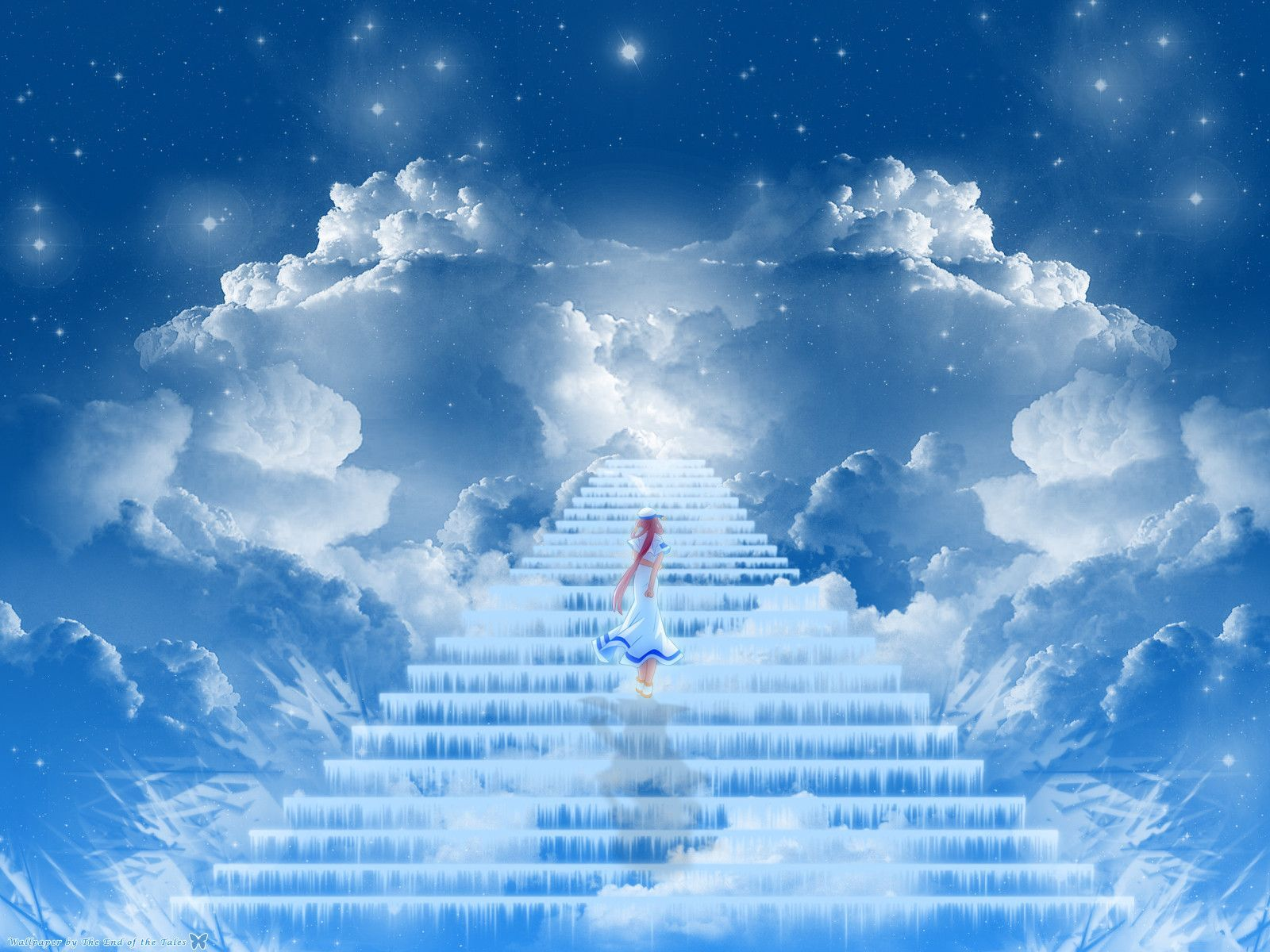 Heaven Background for Your Desktop