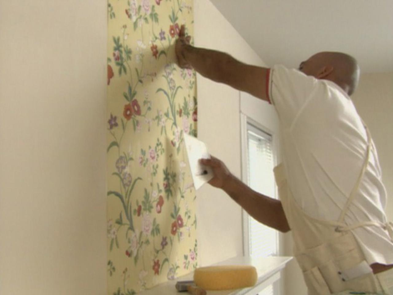 How To Wallpaper On Wallpaper – Change Your Room Right Now