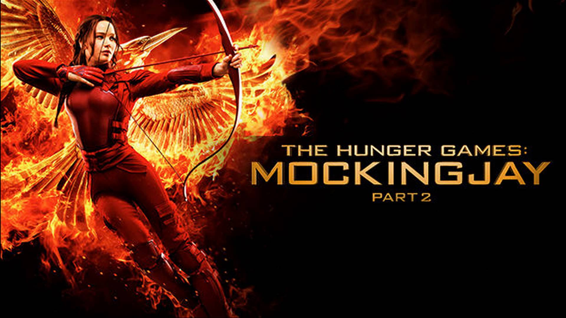 Download The Latest Wallpaper Of The Movie – Hunger Games Wallpaper