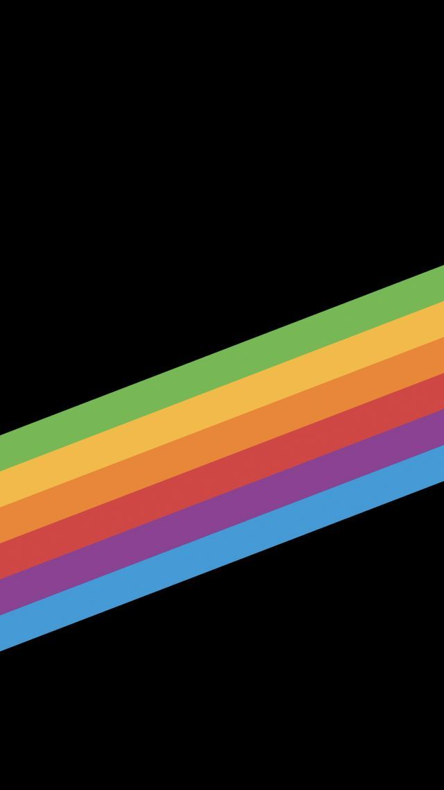iPhone Rainbow Wallpaper – Good background For Your iPhone