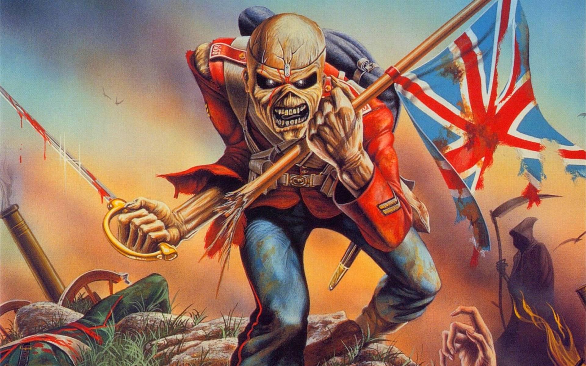 Iron Maiden wallpaper – Best Picture design For girls