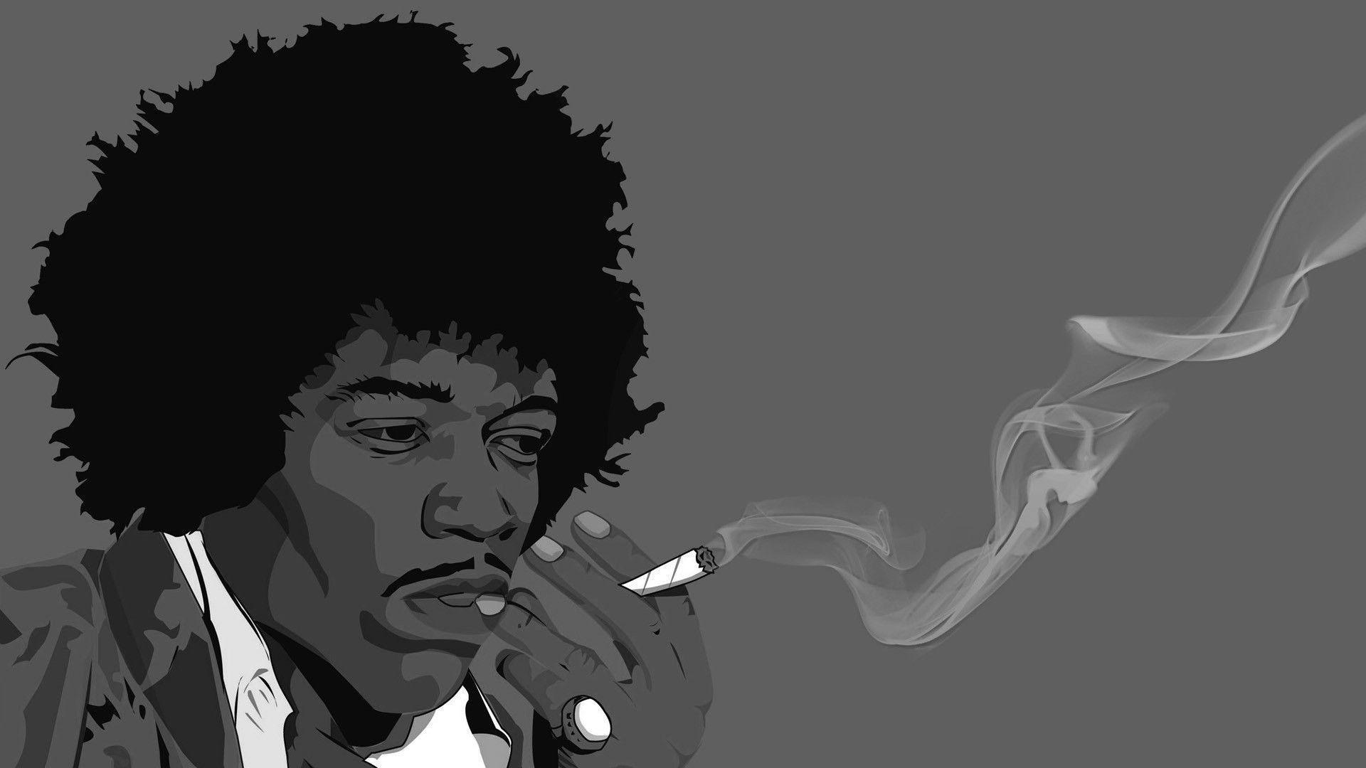 Inspiring Picture design – Jimi Hendrix Wallpaper