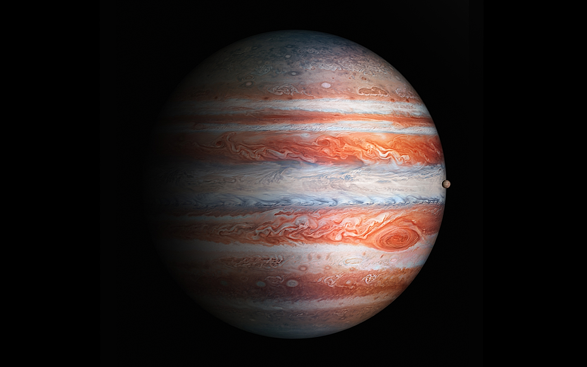 Stunning Jupiter Wallpaper Design Ideas