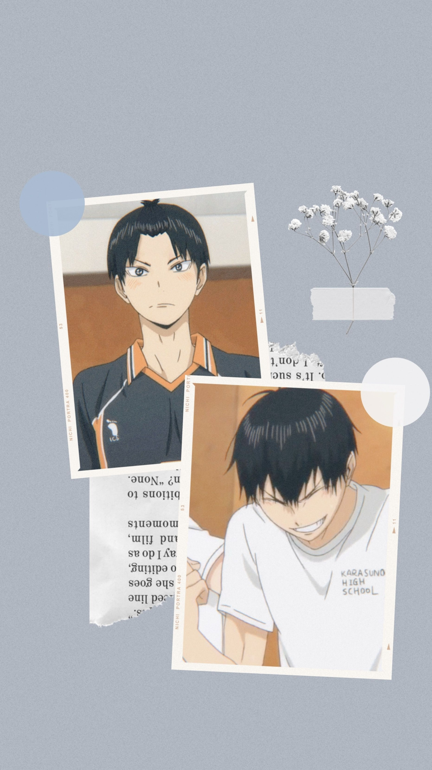 Add Some Class to Your Space With Kageyama background