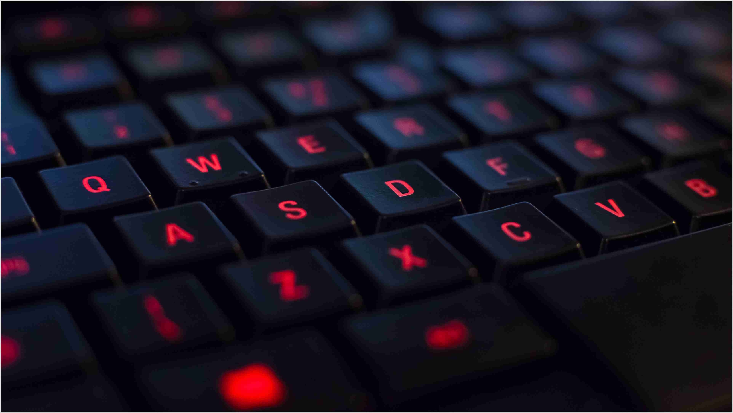 What Is The Best Keyboard Background for Your Screen Resolution?