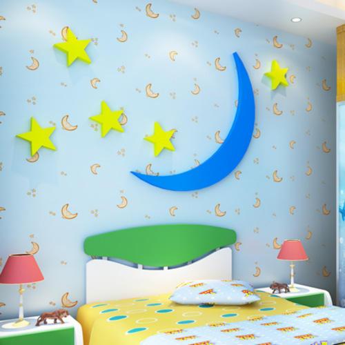 Using Hawaiian Kitchen Wallpaper Ideas to Decorate Your Baby's Nursery
