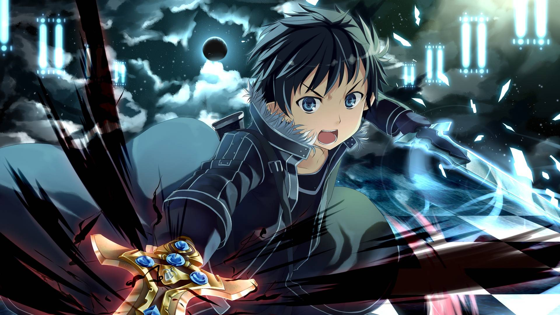 Best background – Find Out Which is the Best Kirito Wallpaper