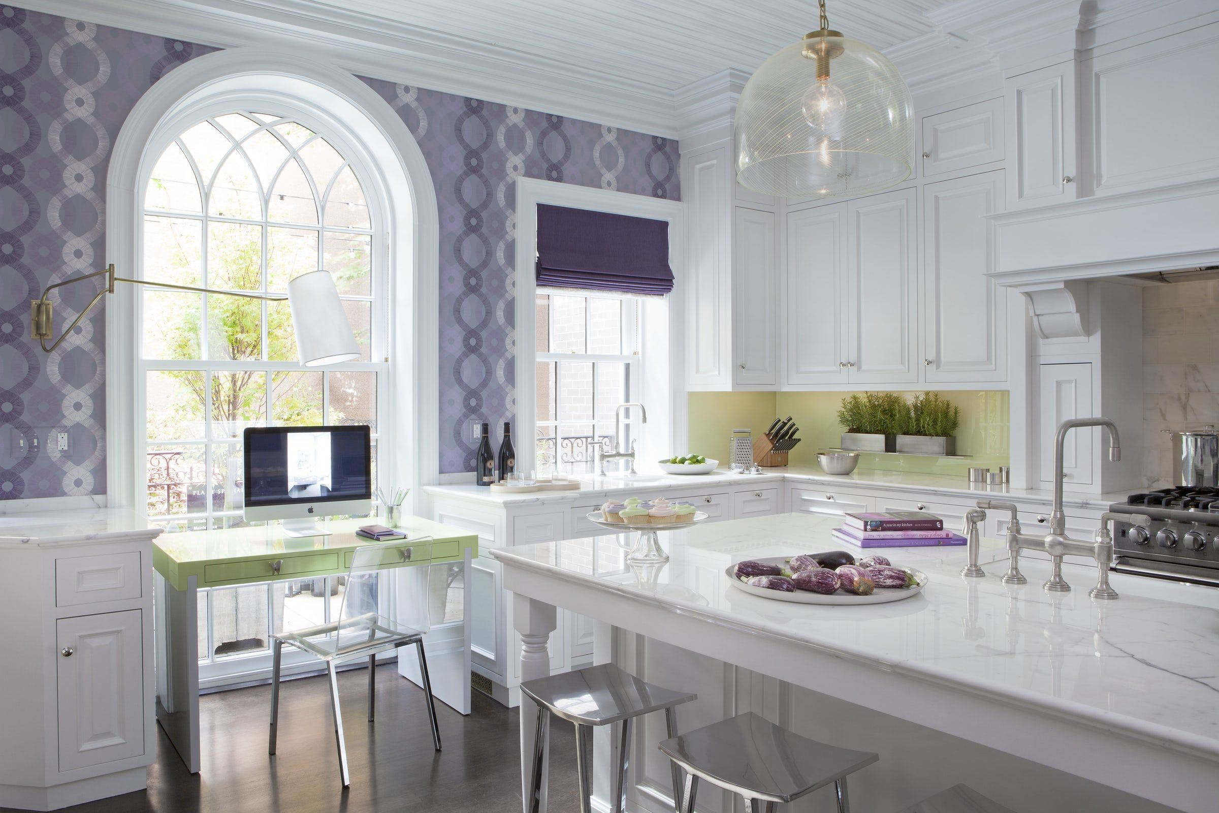 Kitchen Wallpaper Ideas Are Right Under Your Nose