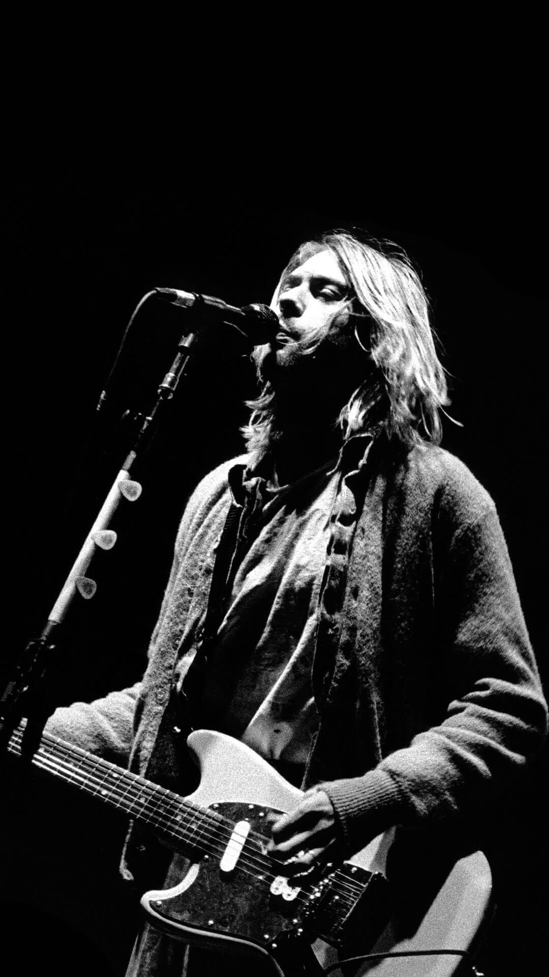 Kurt Cobain Wallpaper Ideas – Decides on the Right Background for Your Wallspace