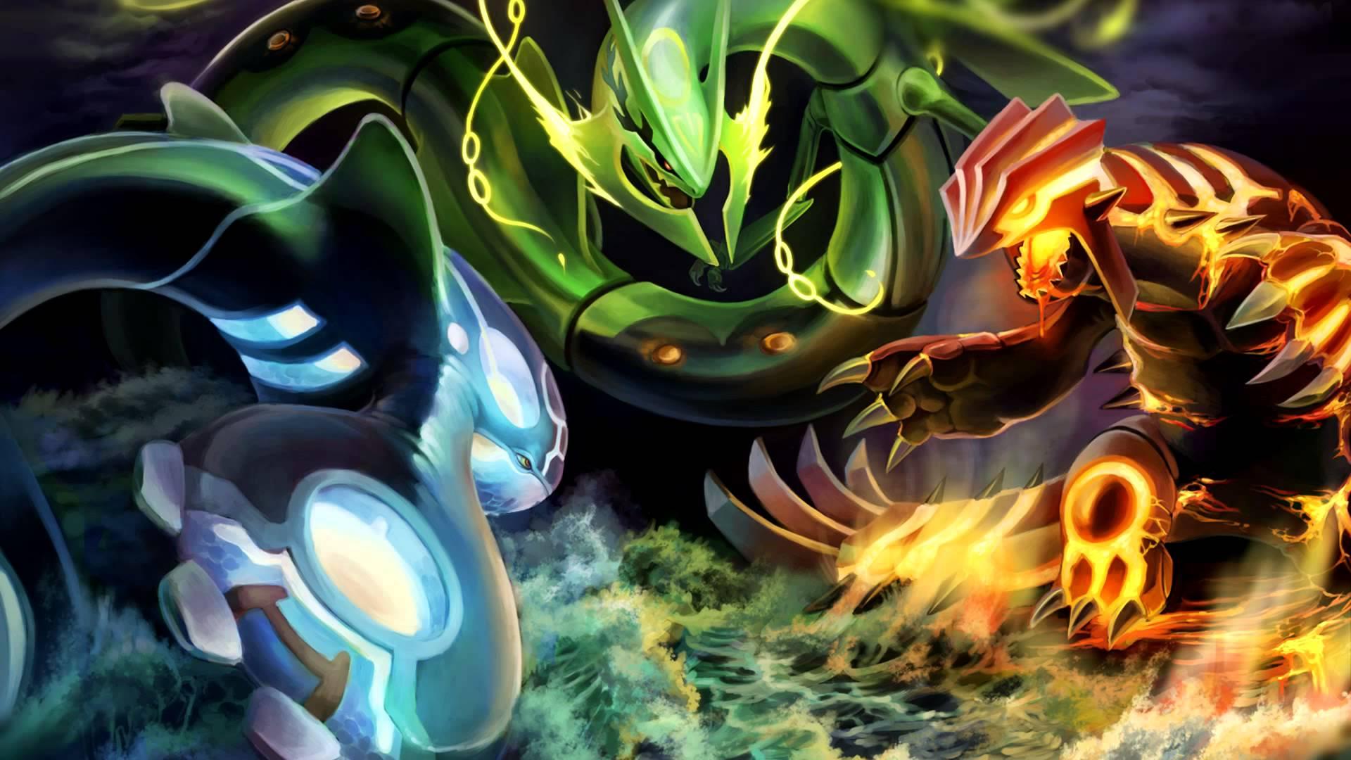 Downloading A Legendary Pokemon Wallpaper